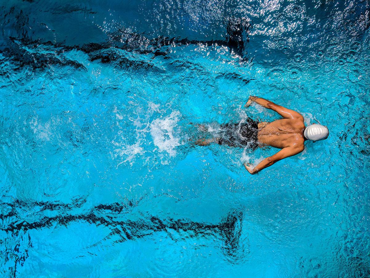 Depilacion laser en la natacion